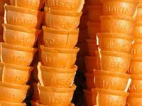 Ice cones