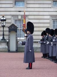Change of the gard, Buckingham Palace, London