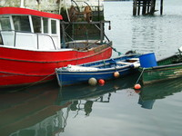 Docked Boats2