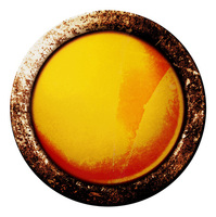 Grunge Button 7