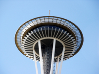 The Top of the Space Needle