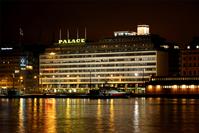 Helsinki by Night - Palace Hotel