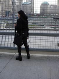 Gazing at Ground Zero