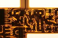 Backlit PCB