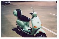 Vespa / Moped #2