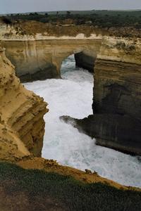 Tide On The Rocks