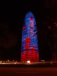 Torre Agbar 2