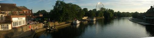 Panorama Of Windsor