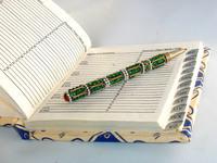 diary & pen