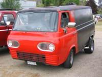Hotrod Ford Van