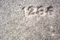 cemetary marker