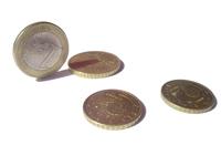 Varias monedas. Euros. 1