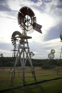 Windmills at Sunset 11