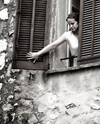 Women at window