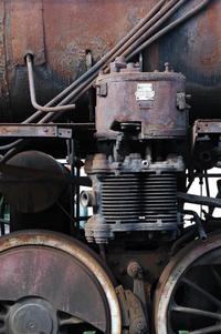 Steam locomotives 4