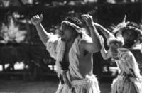 Man, Marquesas Warrior