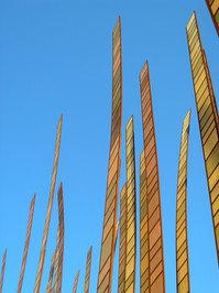 Metal Grass