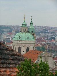 Domes of Prague