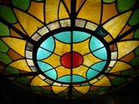 Colour chandelier