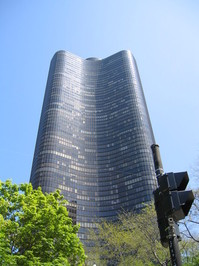 strange shape building