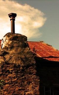 Funny old chimney