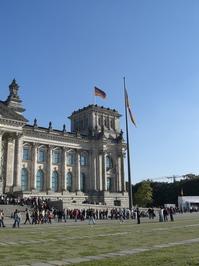Reichstag in Berlin 2