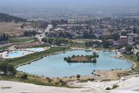 A resort town in Turkey