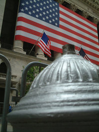 Stock Market / Fire Hydrant