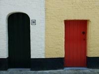 Door in Brugge 2