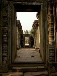 Khmer wat (temple) 2