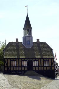 Ebeltoft cityhall