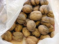 Walnuts in a bag