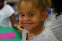 preschool girl expressions 1