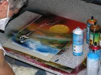 Spray painter 2