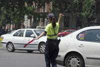 Madrid Traffic Cop2