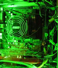 Inside a PC
