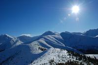 Grzes Peak - winter 1