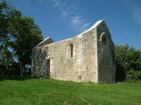 Old chapel in Saulx-le-Duc