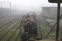 Rusty train 1