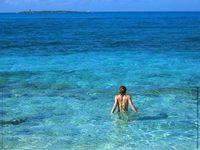 Wading at Nassau 1