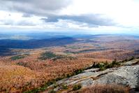 Mountain Top Autumn New England