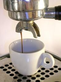 espresso dripping