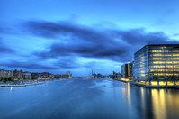 Copenhagen habour HDR