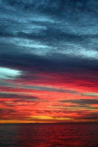 Sunset at Semaphore