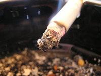 cigarette macro