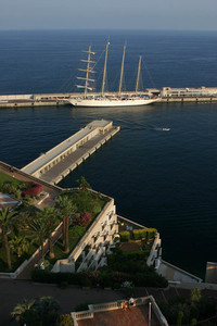 Star Clipper in Monte-Carlo