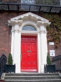 Irish frontdoor 2