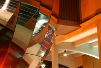 reflections of planetarium