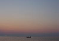 Sunrise in Gdynia