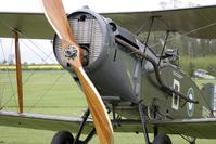 An Old Biplane